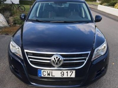 begagnad VW Tiguan 1.4 tsi 4 motion Drag. -11