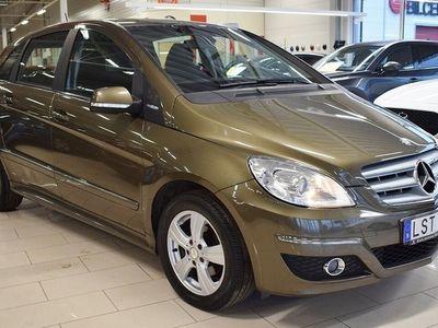 begagnad Mercedes 180 B-KlassBlueEfficiency (116hk)