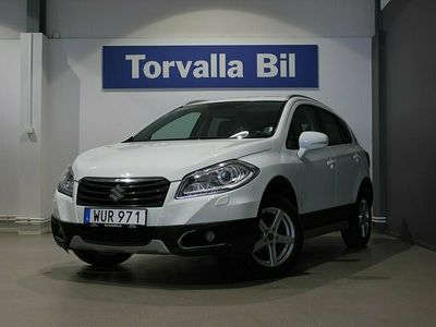 begagnad Suzuki SX4 S-Cross 1.6 High Executive AWD 120hk