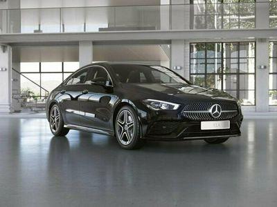begagnad Mercedes CLA180 - BenzCOUPE   AMG   WIDESCREEN