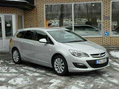 begagnad Opel Astra Drive ST 1.6 CDTI (110hk) OPC-Line & Premiumpaket