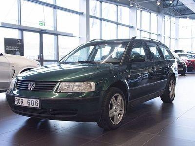 begagnad VW Passat Kombi 1.8 T Drag Ny Kamrem