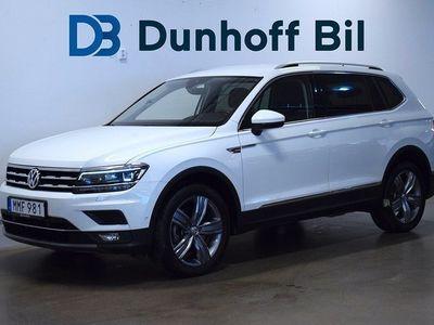 begagnad VW Tiguan Allspace TDI 190 4M DSG 7-sits 2018, SUV 338 900 kr