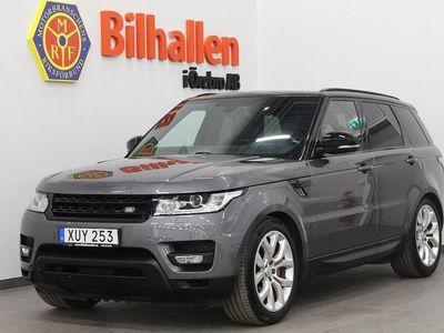 begagnad Land Rover Range Rover Sport LW