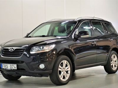 begagnad Hyundai Santa Fe 2.2 CRDi | Söndagsöppet 29/9 | 4WD | Shiftronic | 200hk