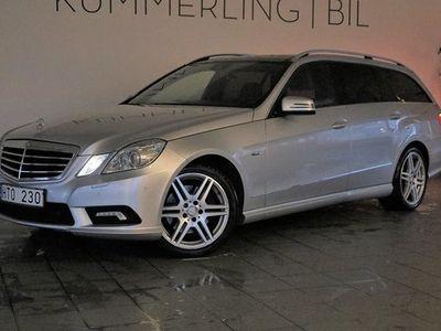 begagnad Mercedes E250 E BenzAMG Drag Panorama 2010, Personbil 139 900 kr