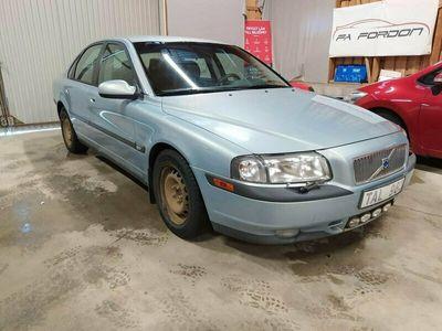 begagnad Volvo S80 2.4 170hk