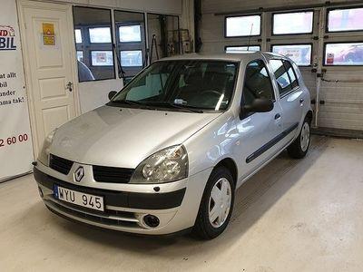 begagnad Renault Clio 1.2 5dr Besiktad