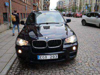 begagnad BMW X5 Fullutrustad M Sport