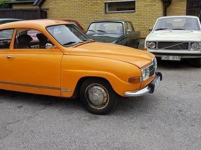 begagnad Saab 96 V4 65hk mkt.bra objekt 14500:-