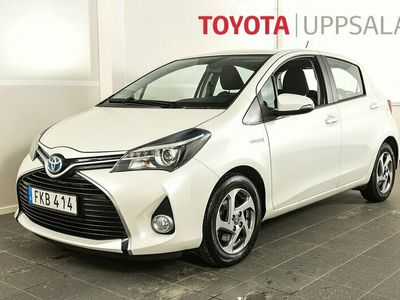 begagnad Toyota Yaris 1.5 Elhybrid Navigation