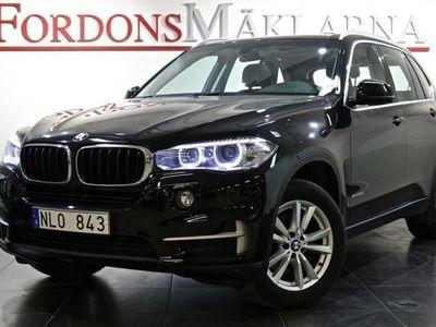 begagnad BMW X5 30D xDrive GPS PANORAMA 3-ÅRS GARANTI