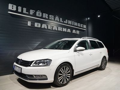 begagnad VW Passat Variant 2.0 TDI 4Motion DSG Premium Sport