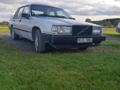 begagnad Volvo 744 GLT 16v