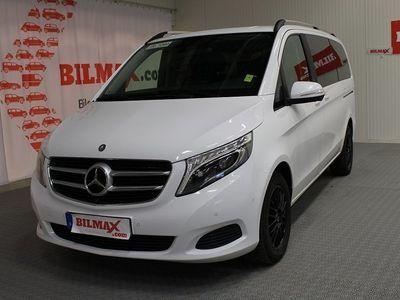 begagnad Mercedes V220 d 7G-Tronic Plus Euro 6 163hk