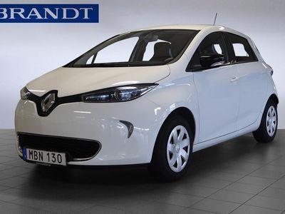 begagnad Renault Zoe 88 hk Life A