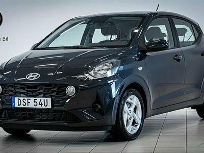 begagnad Hyundai i10 1.0 Mt5 Essential 2021, Halvkombi Pris 137 300 kr