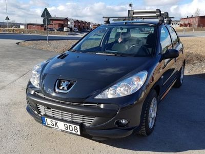 begagnad Peugeot 206+ 1,4 -11