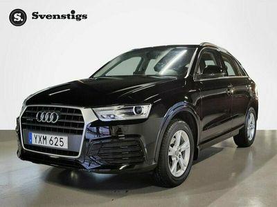begagnad Audi Q3 TDI 150 Q SPORT DRAG LÄDER ALCANTARA