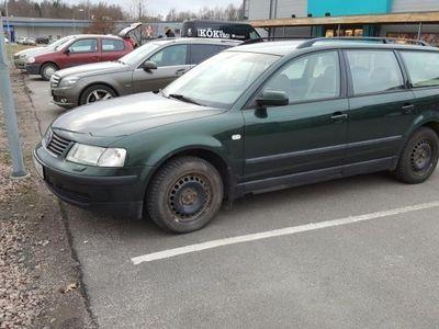begagnad VW Passat 1.8t låga mil -99