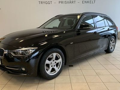 begagnad BMW 318 d Sportline, Drag, Harkman Kardon
