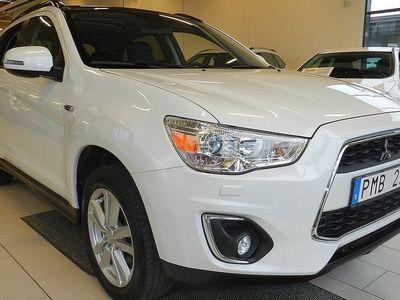begagnad Mitsubishi ASX 1.8 D 2WD BUSINESS