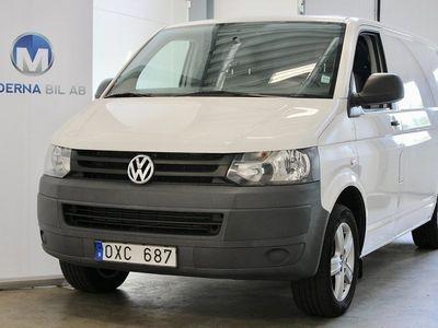 begagnad VW Transporter 2.0 TDI 180hk AUTO VÄRMARE DRAG