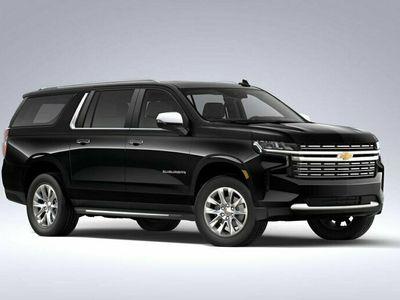 begagnad Chevrolet Suburban Premier 3.0L Duramax Diesel 7-sits