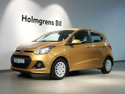 begagnad Hyundai i10 1.0 M5 Comfort Farth.Orange int