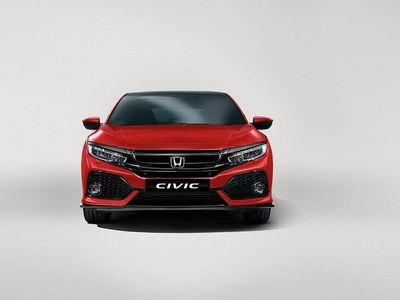 begagnad Honda Civic 1.5T Sport Plus Navi MT 182HK
