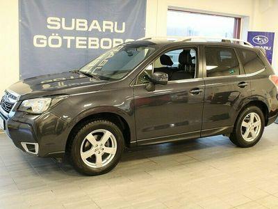 begagnad Subaru Forester 2.0i Aut XE (150hk) *Drag, vinterhjul*