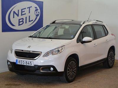 begagnad Peugeot 2008 1.2VTi 82hk Panorama
