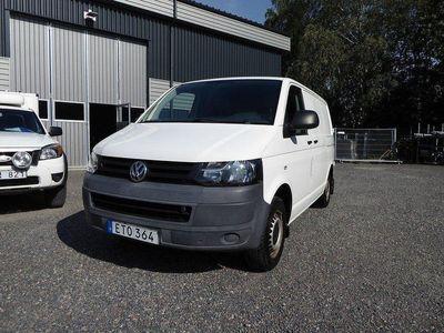 begagnad VW Transporter VW 2,0 TDI 140HK DSG L
