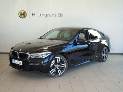 used BMW 630 d xDrive GT M Sport. Innovation. Travel. Winter