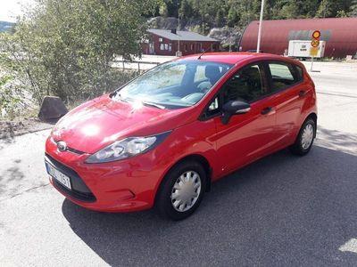 begagnad Ford Fiesta 5-dörrar 1.25 60hk