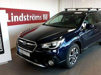 begagnad Subaru Outback 2.5 AWD Active Automat Drag V-hjul 2018, Kombi Pris 269 000 kr