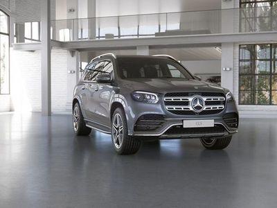 begagnad Mercedes GLS400 400 d 4MATIC AMG-Line