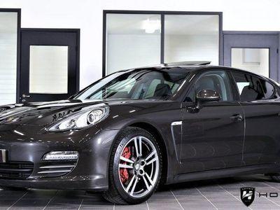 gebraucht Porsche Panamera 4 3.6 V6 4 PDK 300hk / Sv-Så -11