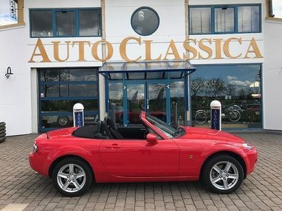 used Mazda MX5 Soft-top 1.8 126hk