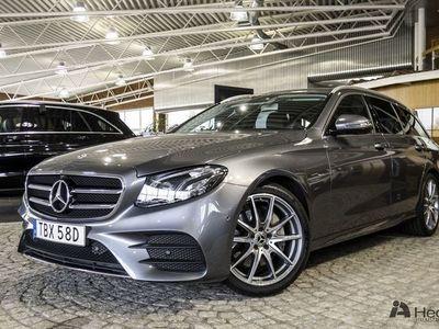 begagnad Mercedes E200 // Sportstyle & Premiumpkt // DEMOBIL