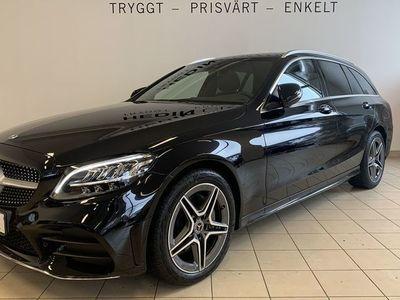begagnad Mercedes 200 C-Klassd AMG, Värmare, Drag, Backkamera