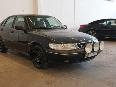 used Saab 900 5-dörrar 2.0 Turbo 185hk