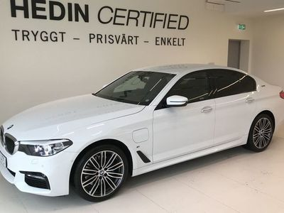 begagnad BMW 530 e iPerformance Steptronic 252hk