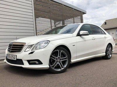 begagnad Mercedes E220 CDI BlueEFFICIENCY 5G-Tro