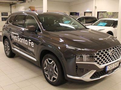 begagnad Hyundai Santa Fe HEV 230 4WD 7-sits Advanced