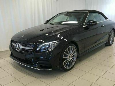 begagnad Mercedes C200 CABRIOLET AMG PREMIUM PLUS