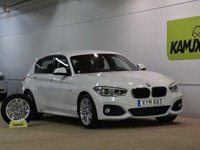 begagnad BMW 118 i M sport S&V-Hjul 136hk