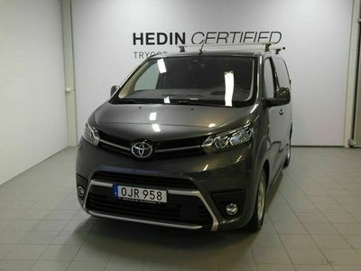 begagnad Toyota Proace Professional