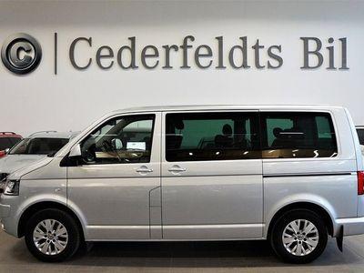 begagnad VW Multivan 2.0 TSI Comfortline 7-sits 150hk