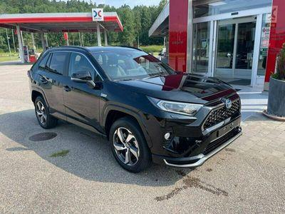 begagnad Toyota RAV4 PLUG-IN HYBRID X-EDITION // NY BIL I LAGER